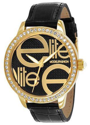 Женские кварцевые часы elite e52452 франция (европейские)