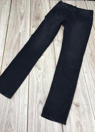Стильные актуальные джинсы h&m штаны брюки