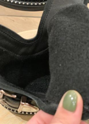 Ботинки женские демисезонные натуральная кожа5 фото