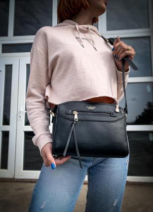 Новая стильная качественная сумка клатч - кроссбоди кожа pu /