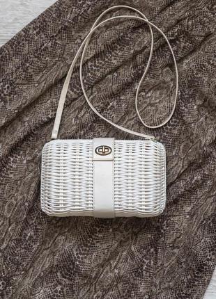 Плетена сумочка