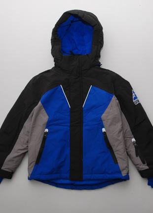 Куртка зимняя термо для мальчика escape  y.f.k.