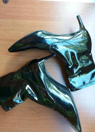 Новые ботинки чулки
