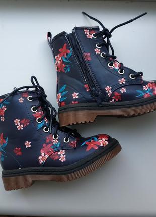 Новые ботинки primark