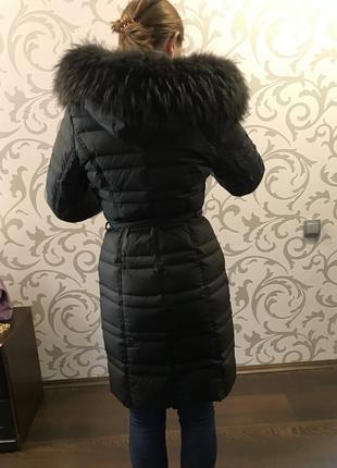 Пуховик зимовий