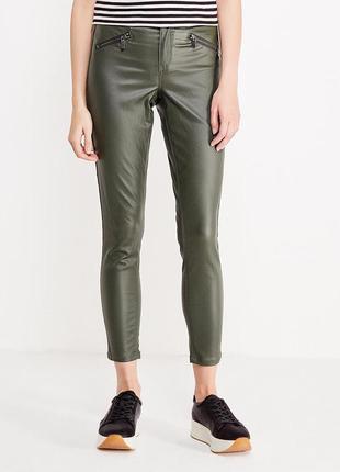 Нереально крутые джинсы с пропиткой штаны под кожу noisy may