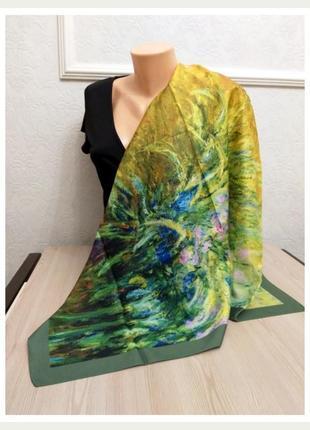 Коллекционный шелковый платок