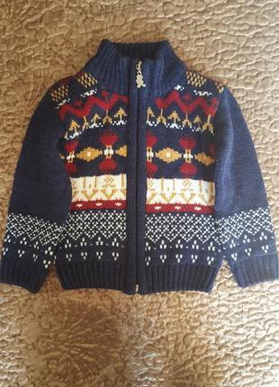Теплый свитер, джемпер, кардиган