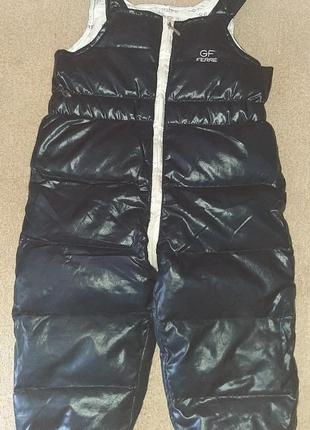 Полукомбинезон штанишка