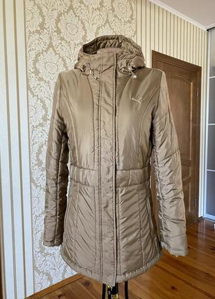 Puma 💯 % оригинал демисезонная куртка пальто