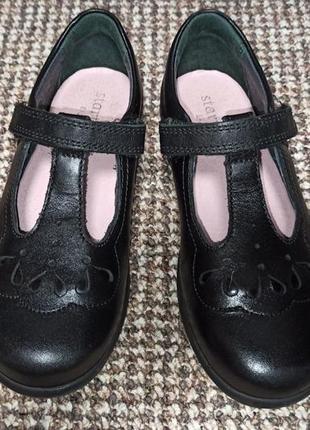 Туфли на девочку start rite. размер 29 натуральная кожа