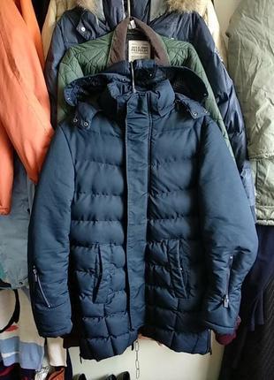 Зимняя куртка фирма sea&city.