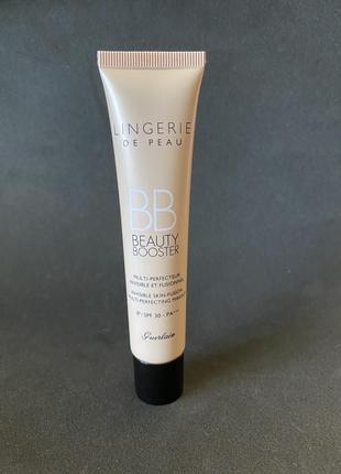 Тональний guerlain lingerie de peau bb beauty booster cream