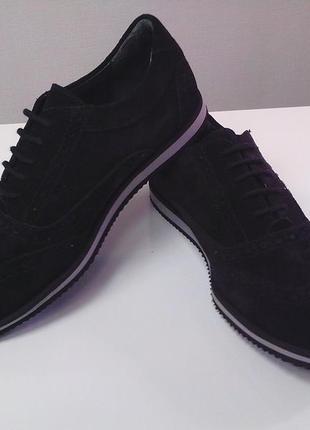 Туфли-оксфорды от prada