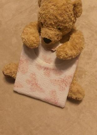 Пижама флис мягкая,лёгкая,уютная размер 12-14 dorothy perkins
