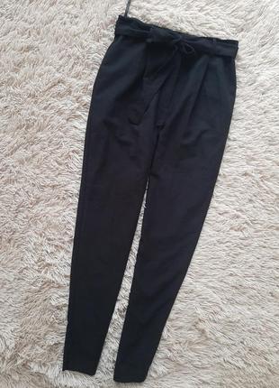 Классические брюки, штаны с высокой талией, посадкой
