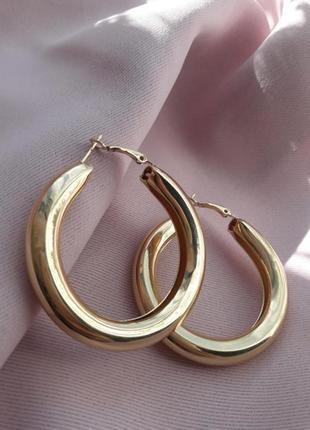 Серьги винтаж под серебро кольца блестящие