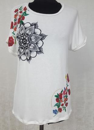 Desigual х/б трикотажная блуза