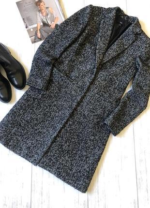 Пальто шерсть 45%  saba