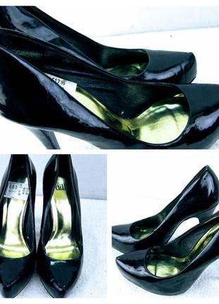 № 14/35 женские туфли размер 38
