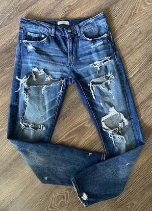 Скини джинсы женские