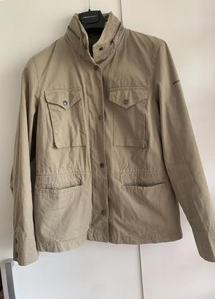 Курточка пиджак ветровка куртка marc o polo 100% коттон