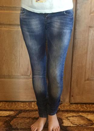 Осенне-весенние джинсы diesel производства турции.