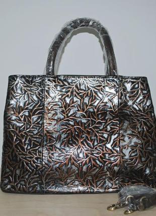 Кожаная женская сумка polo vicuna