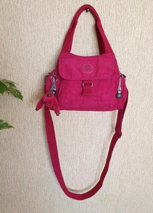 Стильная, яркая, качественная сумка с обезьянкой kipling, оригинал