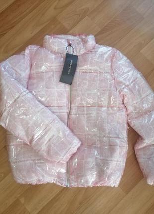 Куртка виниловая