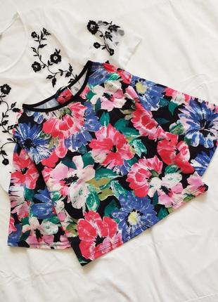 Блуза / блузка / укороченная футболка / кофта летняя / топ кроптоп
