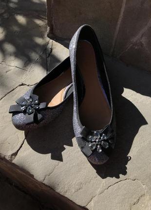 Базовые женские балетки туфельки tu