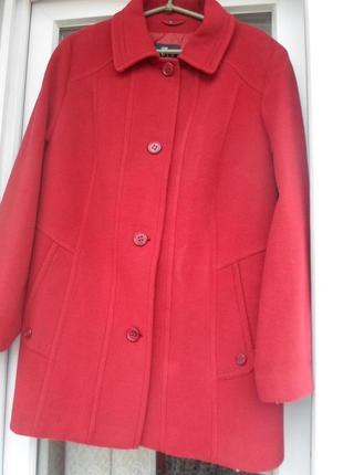 Куртка,пальто кашемир 52-54р. германия