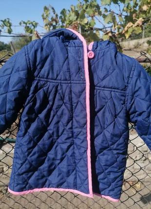 Курточка на довечку, весна - осень