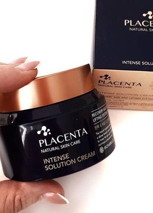 Крем с плацентой bonibelle placenta intense solution cream