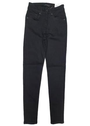 Черные джинсы скинни турция