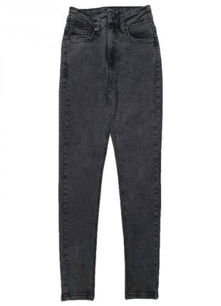 Серые джинсы скинни john richone турция