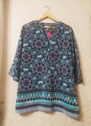 Блуза- туника