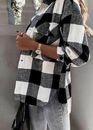 Рубашка пальто2 фото