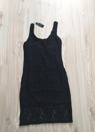 Красивое платье майка, размер m  новое