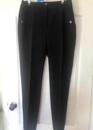 Прямые брюки шерсть