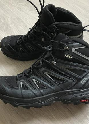 Ботинки salomon gore-tex