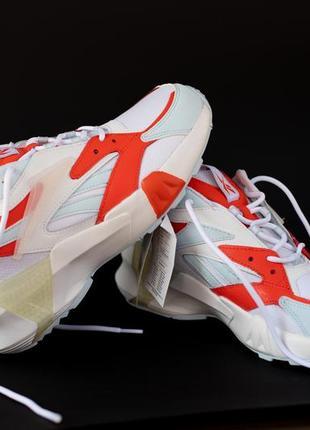 38р 25см, 39р 25.8см кроссовки женские reebok aztrek double mix  разноцветные