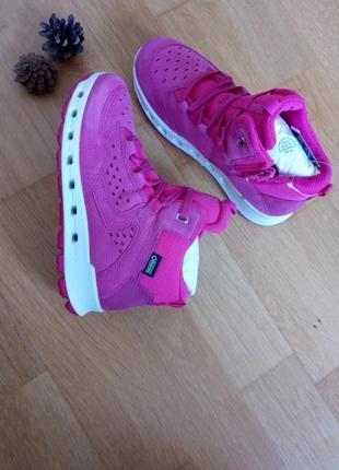 Шкіряні черевики ботінки ecco cool 💣 goretex  оригінал)