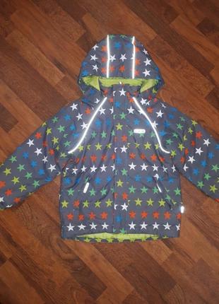 Зимняя термо куртка jonthan 134