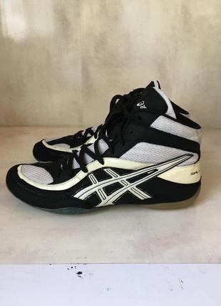 Asics split second 47 размер борцовки самбовки оригинал обувь для единоборств