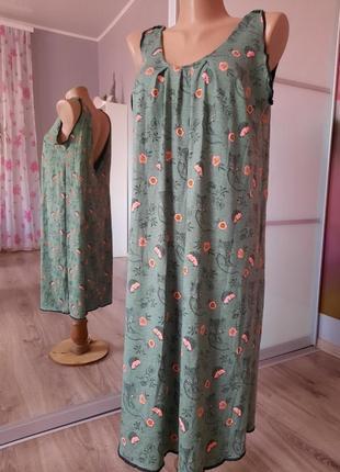 Платье, пляжное платье, домашнее платье