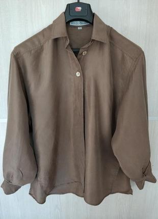 Блузка/ натуральный шёлк/