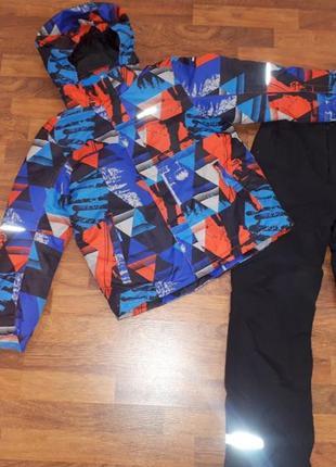 Лыжный костюм куртка icepeak , lego 11/12 лет