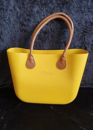 Фирменная сумка o bag, оригинал